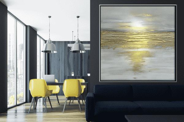 Original Abstract Wall Art UK